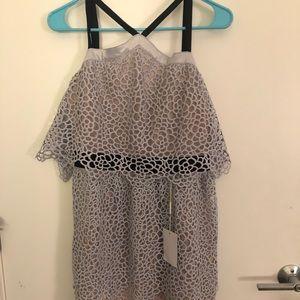 Brand new self-portrait dress in UK size 10
